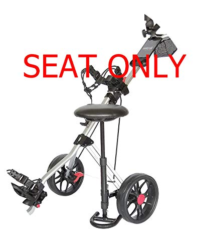 Removable Seat for CaddyLite 11.5 V2 and V3 series golf push cart