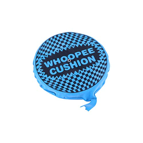 TYTOGE Whoopee Cushion for Joke and Funny, Self Inflating Joke Fart Pad Cushion Toy Prank Gag Gift Trick Toy Random Color