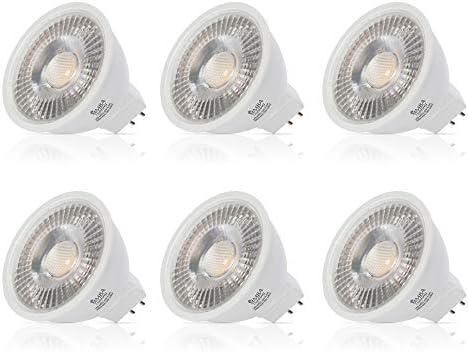 Simba Lighting LED MR16 3 5W 12V Light Bulb 6 Pack 20W Halogen Spotlight Replacement for Landscape product image