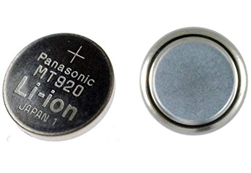 Akku Batterie Knopfzelle Panasonic MT920 1,5V 5mAh Lithium wiederaufladbar