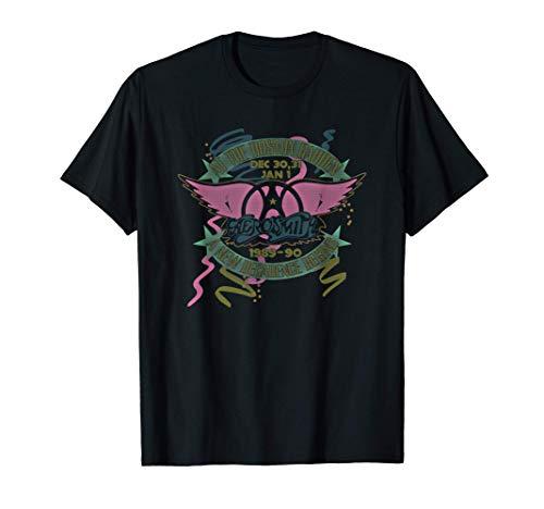 Aerosmith - At the Boston Garden Camiseta