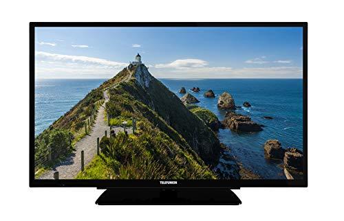 Telefunken XH32G111 81 cm (32 Zoll) Fernseher (HD ready, Triple Tuner)