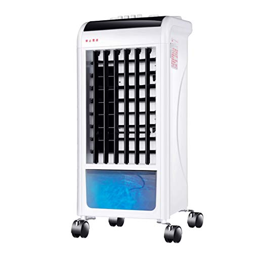 Refrigerador de aire acondicionado comercial ventilador solo tipo frío hogar pequeño aire acondicionado móvil