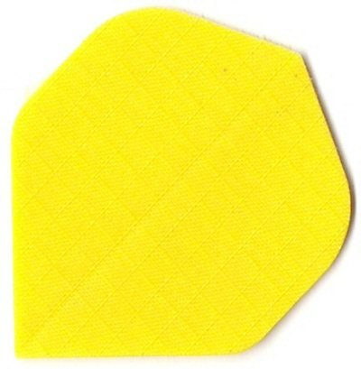 Hochwertige Nylon Stoff Dart Flights Flys Standard - inkl. 1 Satz British Dart Flights - Farbe & Menge frei wählbar - Qualitätsware