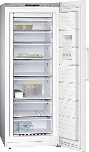 Siemens gs54ngw40autonome Recht 323L A + + + Weiß Gefrierschrank–Tiefkühltruhen (Recht, 323L, 22kg/24h, sn-t, Eisfreihalter, A + + +)