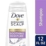 Dove Dermacare Scalp Soothing Moisture Anti-Dandruff Shampoo, 12 oz