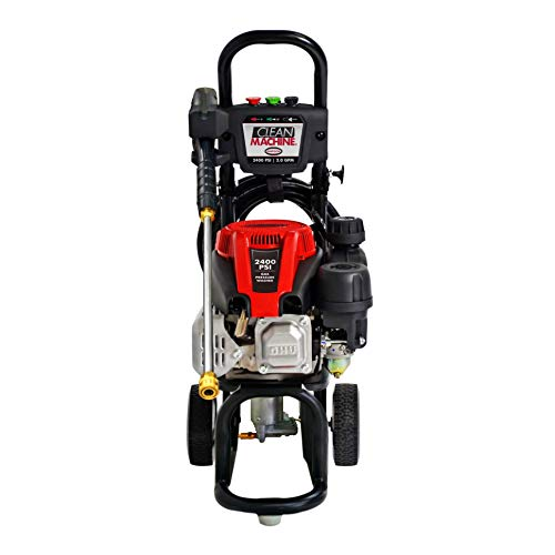 Gas Engine Pressure Washer - 2400 PSI - 2 GPM