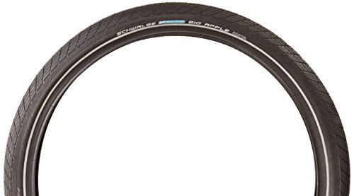 Product Image 1: Schwalbe Big Apple HS 430 Fatty Bicycle Tire (26×2.35, Allround Wire Beaded, Reflex)