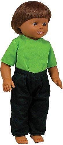 Get Ready Kids Hispanic Boy Doll by Get Ready Kids