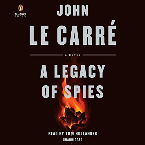 A Legacy of Spies audiobook cover art