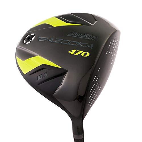Tour Edge Golf- Bazooka 470 Black Driver 10.5 Regular Flex