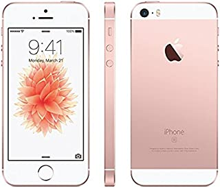 Apple iPhone SE 16GB T-Mobile, Locked to T-Mobile (Rose Gold) (Renewed)