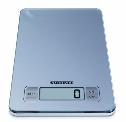 Soehnle Page Digital Kitchen Scale, Silver