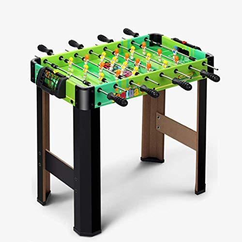 Tafelvoetbalspel Game voor kinderen en volwassenen voor Game Room Duurzaam Play tafelblad Table Soccer Game voor Intense Play