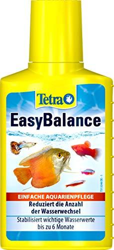 Tetra EasyBalance - Langzeitpflege für biologisch gesundes Aquariumwasser und eine reduzierte Anzahl der Wasserwechsel, 100 ml Flasche