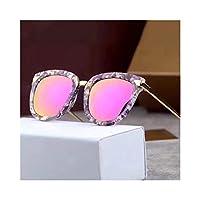 Heshun 防止デジタル瞳の疲労の色オーシャンサングラスレディースファッション偏光メガネ、屋外トラベルHD (Color : C3)