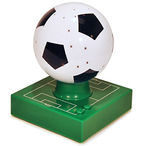 """LED Nachtlicht """"Sportz Starlite Fußball"""" mit Sternenhimmel cloud b Kinderzimmerlampe"""