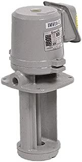 Graymills IMV08-E Immersion Style Pump, 1/8 hp, 115/230V, 1 Phase, Gray
