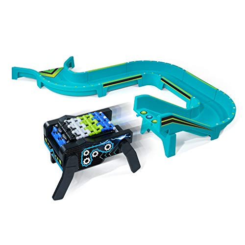 WowWee Power Treads - All-Surface Toy Vehicles - Full Throttle Pack - 40+ Pieces (with Bonus Glow-in-The Dark Treads As Seen on TV) - FFP Packaging