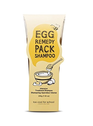 too cool for school Egg Remedy Shampooing 200 g