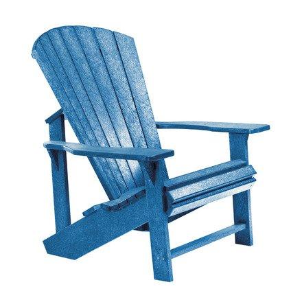 Muskoka C01Adirondack Chair, Garden Chair Outdoor 100% High Density...