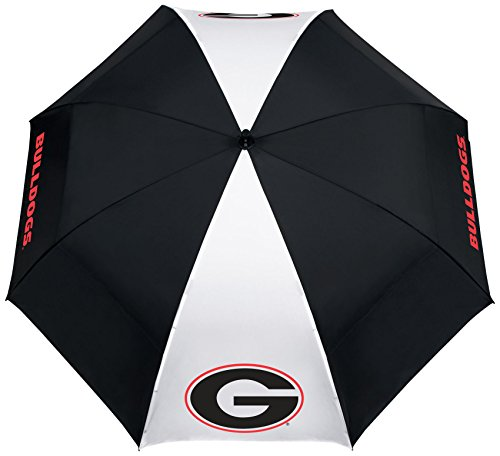 Best Price Team Effort Georgia Bulldogs Windsheer Lite Umbrella