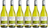 Tiefgang Qualitätswein Pfalz Riesling Trocken Blanc Weißwein (6 x 0.75 l)