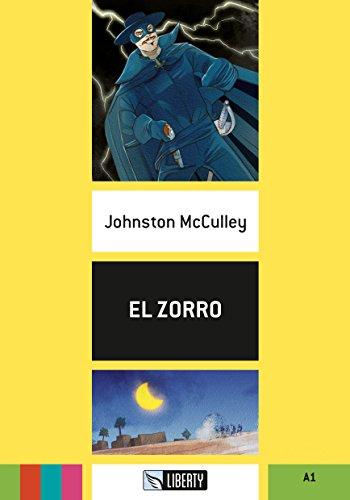 El Zorro. A1. Con CD-Audio [Lingua spagnola]