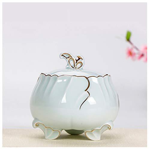 OLLY-Urns Urne klein Exquisite kleine Andenken-Urne for Human Ashes - schöne...