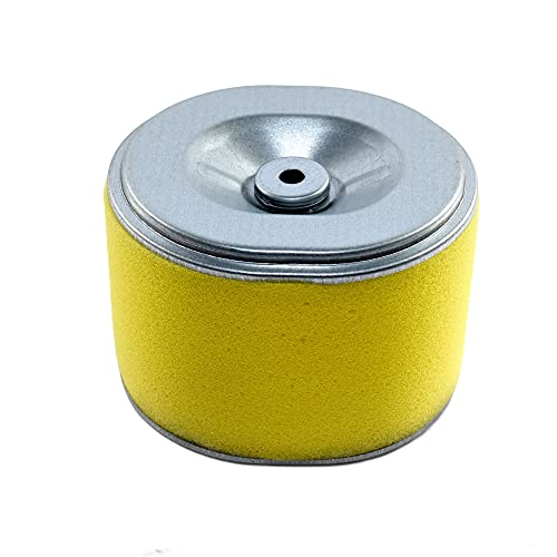 HQRP Filtre à air compatible avec Lesco 014945, Stens 100-818, Oregon 30-406, Honda 17210-ZE2-505, J.Thomas AF-692 Remplacement + HQRP Sous-verre