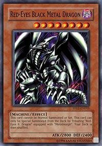 Yu-Gi-Oh! - Red-Eyes Black Metal Dragon (PP01-EN015) - Premium Pack 1 - Unlimited Edition - Super Rare by Yu-Gi-Oh!