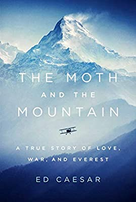 The Moth and the Mountain: A True Story of Love, War, and Everest from Avid Reader Press / Simon & Schuster