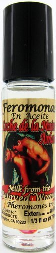 Pheromone Oil Perfume Milk from the Beloved Woman