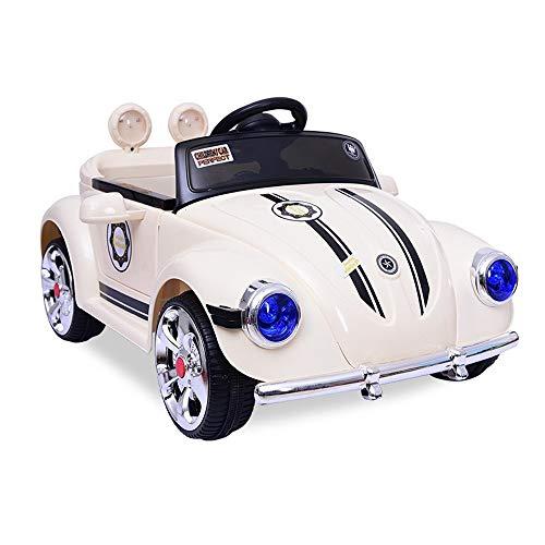 Ycco 12V Lovely Ride on Cars Volkdwswagen Beetle Coches eléctricos para niños...