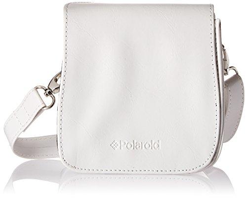 Polaroid weiße Snap & Clip-Kameratasche für Polaroid 300 Sofortbildkamera