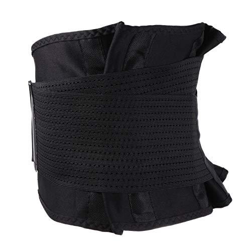 HEALLILY Cinturón de Entrenador de Cintura Control de Abdomen Recuperación Moldeador de Cuerpo Envoltura del Vientre Cintura Recortadora de Cintura Entrenamiento Adelgazante Moldeador de