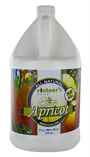 Home Brew Ohio - 3902 Vintners Best Fruit Wine Base, Apricot