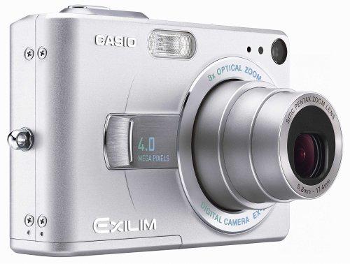 Casio EXILIM EX-Z40 Digitalkamera (4 Megapixel)
