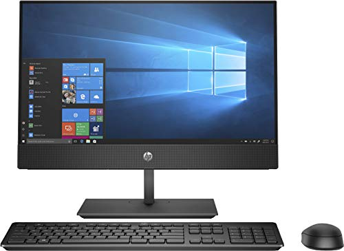HP 21.5-Inch FHD All in One Computer with 3.20GHz Intel G4930 Processor (256GB SSD, 4GB RAM, DVDWR, WiFi+BT5) Windows 10 Pro