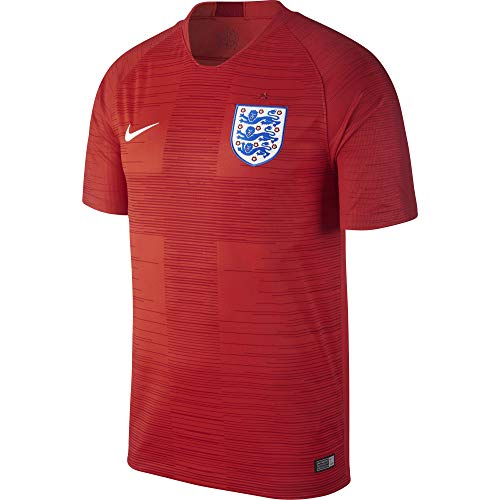 Nike 2018 England World Cup Away Jersey Red Small