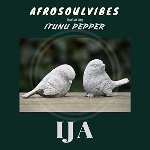 Afrosoulvibes feat. Itunu Pepper
