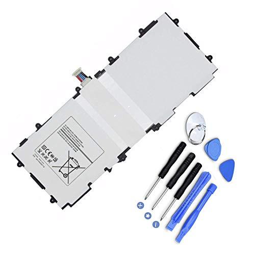 T4500E T4500C Sostituzione della batteria del tablet per Samsung Galaxy Tab 3 10.1 GT-P5200 (3G e Wifi) GT-P5210 (Wifi) GT-P5220 (LTE, 3G e Wifi) GT-P5213 P5210 P5200 P5220 P5213(3.8V 6800mAh 25.84Wh)