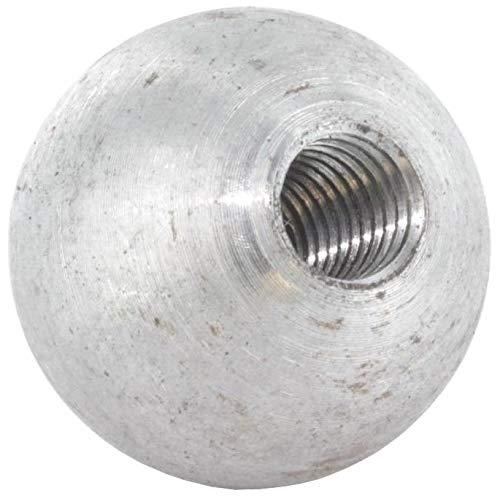 Fenau | bola Ø 20 mm | lisa maciza | con rosca M6 | acero S235JR, bruto