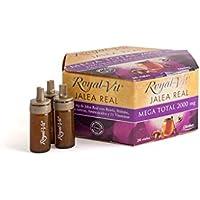 Royal Vit Mega Total Jalea Real 20 ampollas de 2000 mg de Dietisa