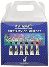 Jo Sonja Acrylics Iridescent Set 6x20ml Tubes