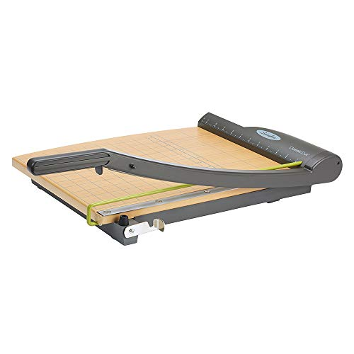 "Swingline Paper Trimmer, Guillotine Paper Cutter, 15"" Cut Length, 15 Sheet Capacity, ClassicCut Pro (9115)"