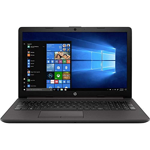HP Notebook (15,6 Zoll Full HD), Intel Quad Core i5-8265U 4 x 3.90 GHz, 8 GB RAM, 256 GB SSD, Intel UHD Grafik, HDMI, Bluetooth, USB 3.1, WLAN, Webcam, Windows 10 Pro