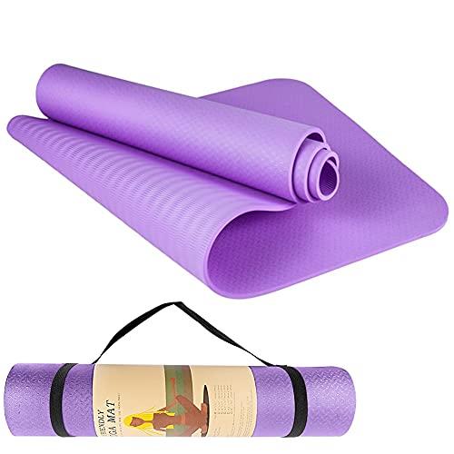 ヨガマット Stillcool トレーニングマット エクササイズマット 収納ケース付 おしゃれ ダイエット器具 yoga...