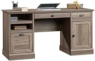 Bowery Hill Executive Desk in Salt Oak