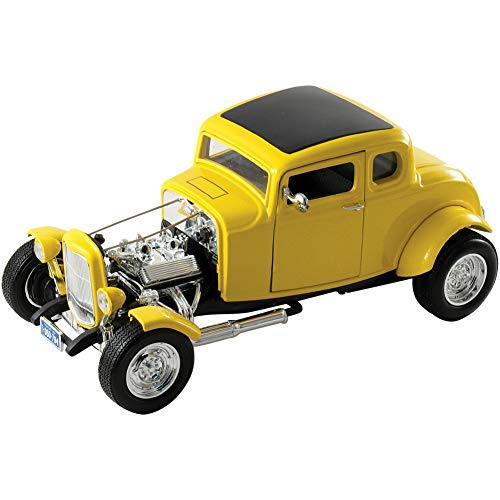 Ford Hot Rod, metallic-lila, 1932, Modellauto, Fertigmodell, Motormax 1:18